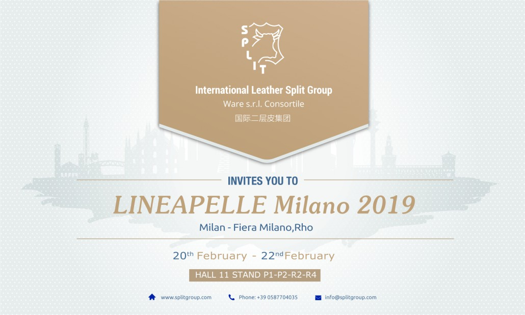 Lamipel Lineapelle 2019