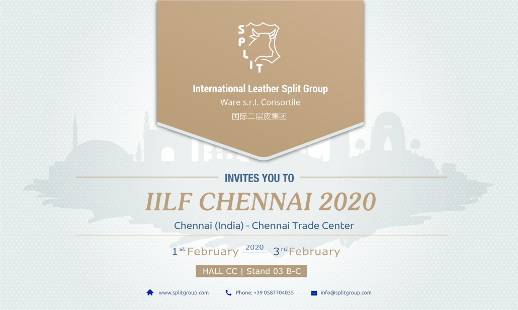 IILF 2020  Postcard
