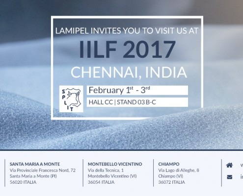 Invito Lamipel Chennai 2017