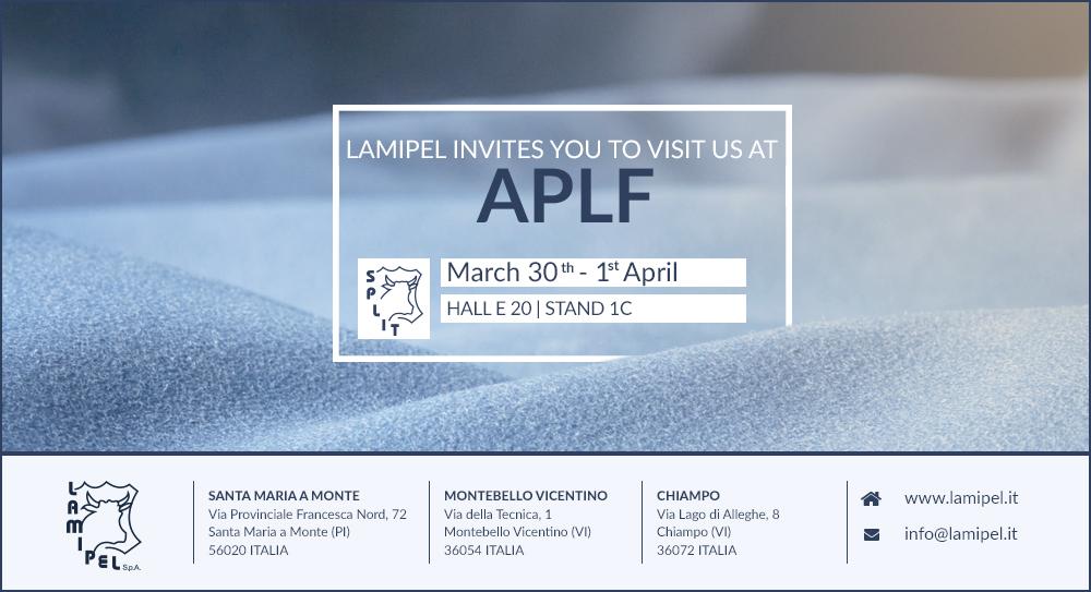 Lamipel è lieta di invitarvi presso lo stand di SplitGroup ad APLF Hong Kong