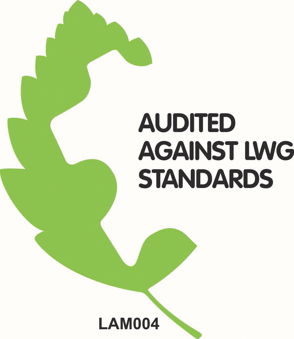 Certificazione LWG Lamipel