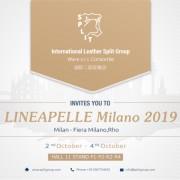 Lineapelle 2019-10 Postcard