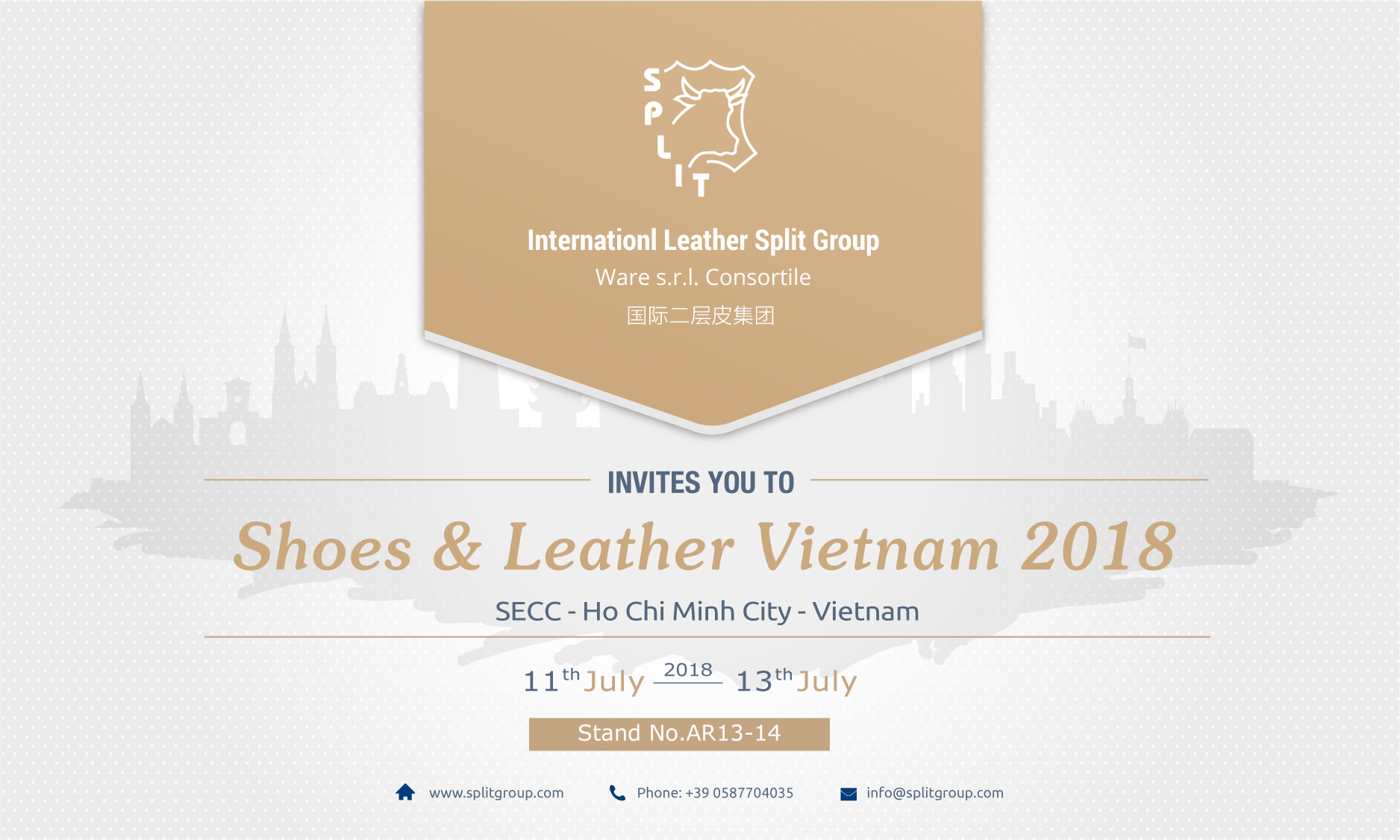 Vietnam Invitation